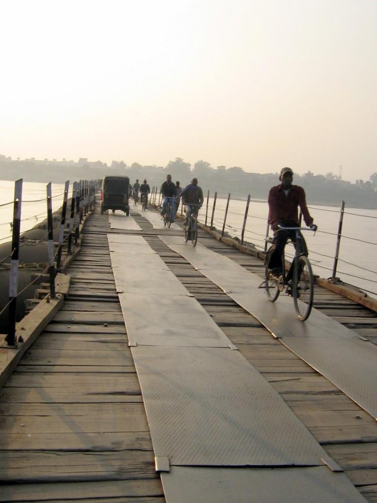 мост, варанаси, тиртха